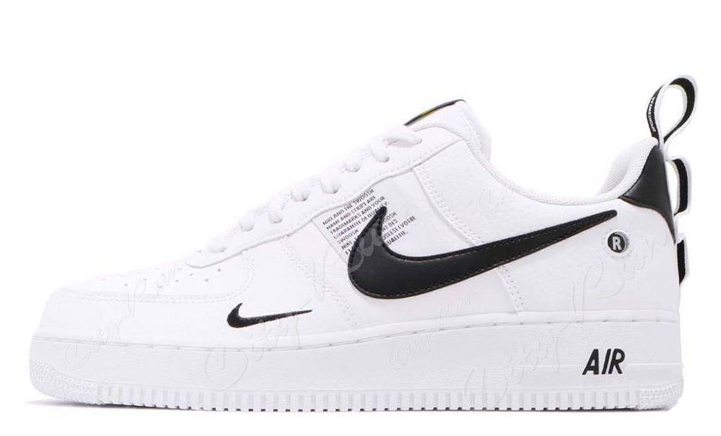 13472a94 Nike Air Force 1 07 LV8 Utility белые (35-44) — купить в Перми ...
